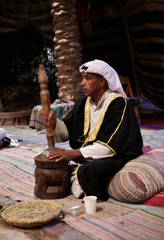 Bedouin Host