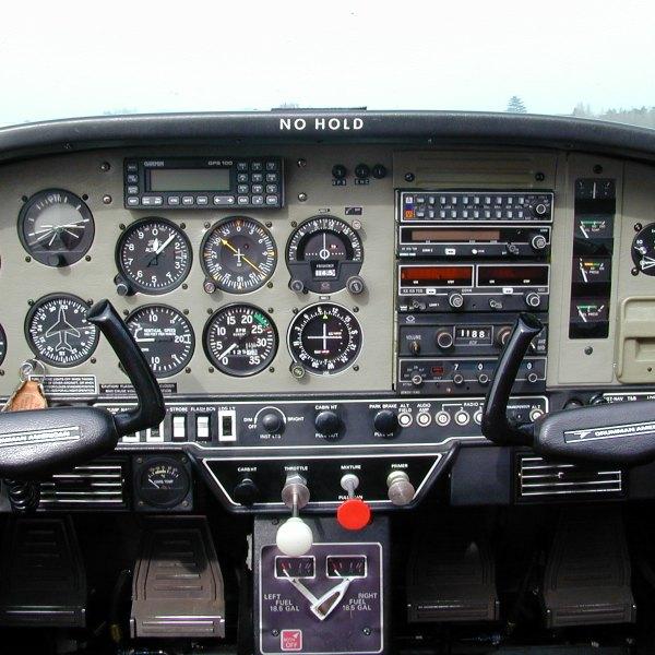 cockpit OO-WAN