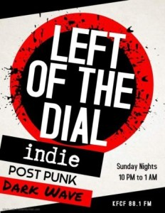 left of the dial sundays 10 pm