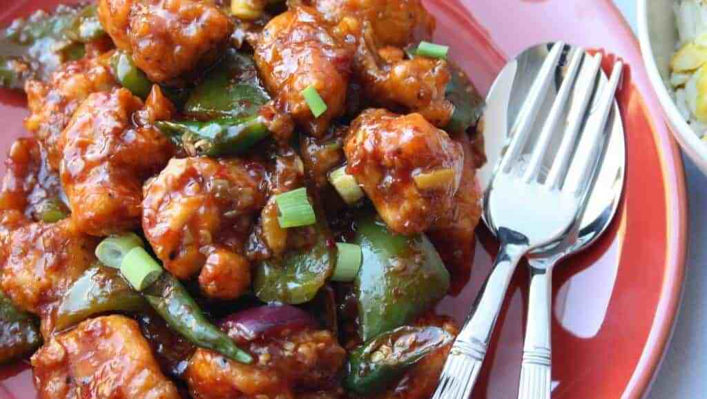 how to make chilli chicken recipe