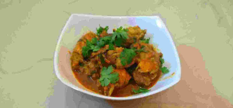 spicy chicken curry recipe