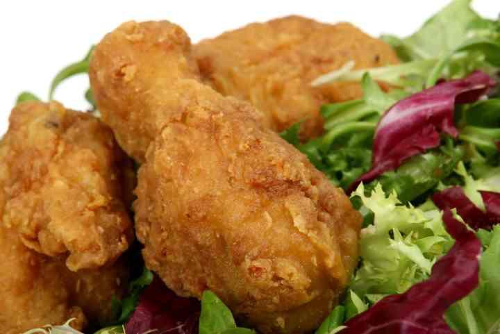 Broaster fried chicken recipe