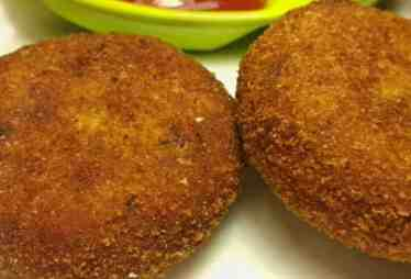 Homemade baked chicken cutlets recipe
