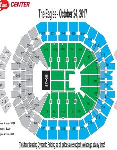 Seating chart also the eagles kfc yum center rh kfcyumcenter