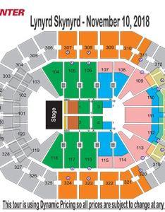 Lynyrd skynyrd seating chart also charts kfc yum center rh kfcyumcenter