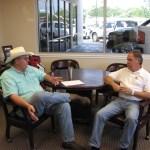 John Payton and Rick Davis