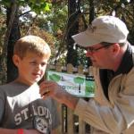 He loved the Adventure and tells Bob Connell with KFFB all about it