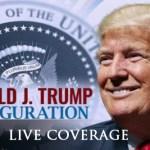 Donald J. Trump Inauguration Live on Timeless 106.1 KFFB
