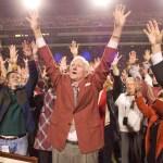 Former University of Arkansas football athletic director Coach Frank Broyles, has Died
