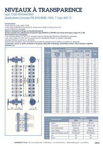 thumbnail of KLINGER INDICATEURS DE NIVEAU-fiche technique-application process niveaux 16