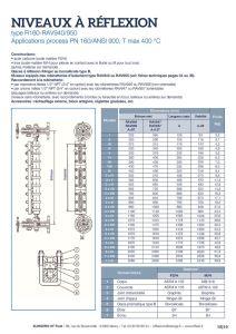 thumbnail of KLINGER INDICATEURS DE NIVEAU-fiche technique-application process niveaux 5