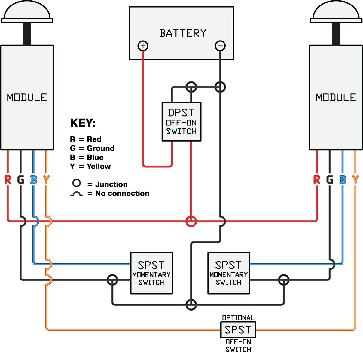 Wiring Diagram Superwinch S4000