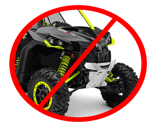 small resolution of requires the purchase of utv wek wire extension kit due to location of battery