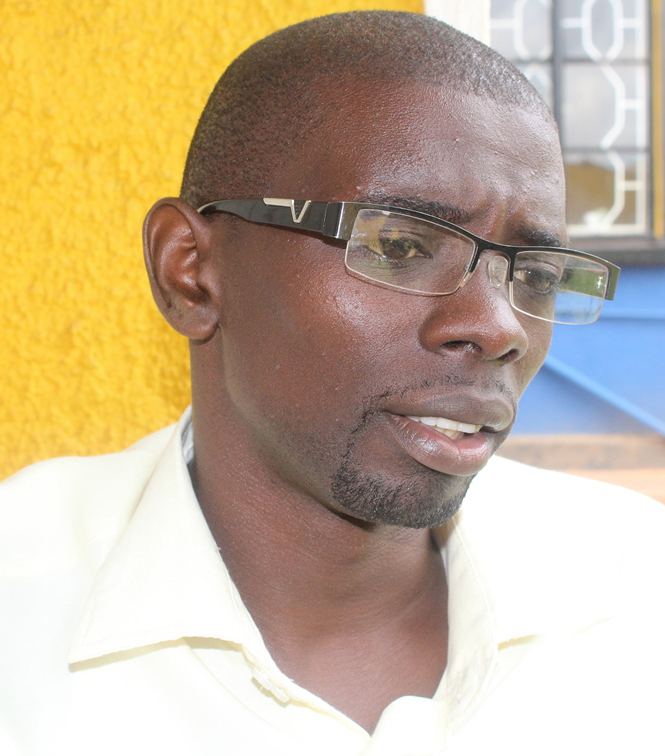 Man in Hoima asks government to authorize him to test locally made missile  – 93.3 KFM