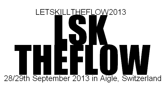 LETSKILLTHE FLOW Vol.3 International BBOY Championship 2013