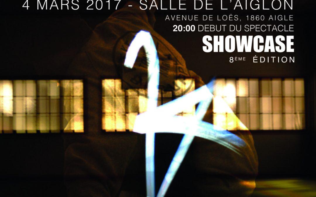 KFM Showcase 8ème édition le 4 Mars 2017