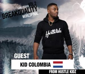 bboy Kid Colombia for Breakquality Montreux Jazz Festival by KFM Life