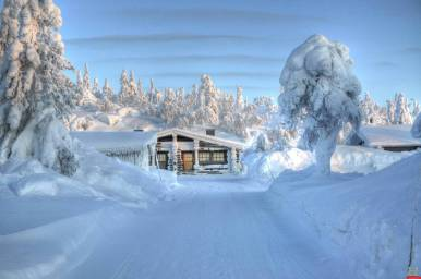 Lapland-Natural-Snowy