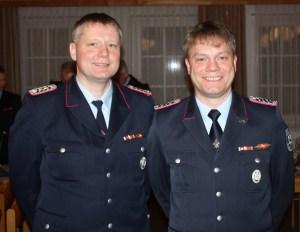 v.l. Karsten und Christian Brammer