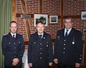 v.l. Thorsten Persuhn, Bernd Gottschlich und André Sonntag