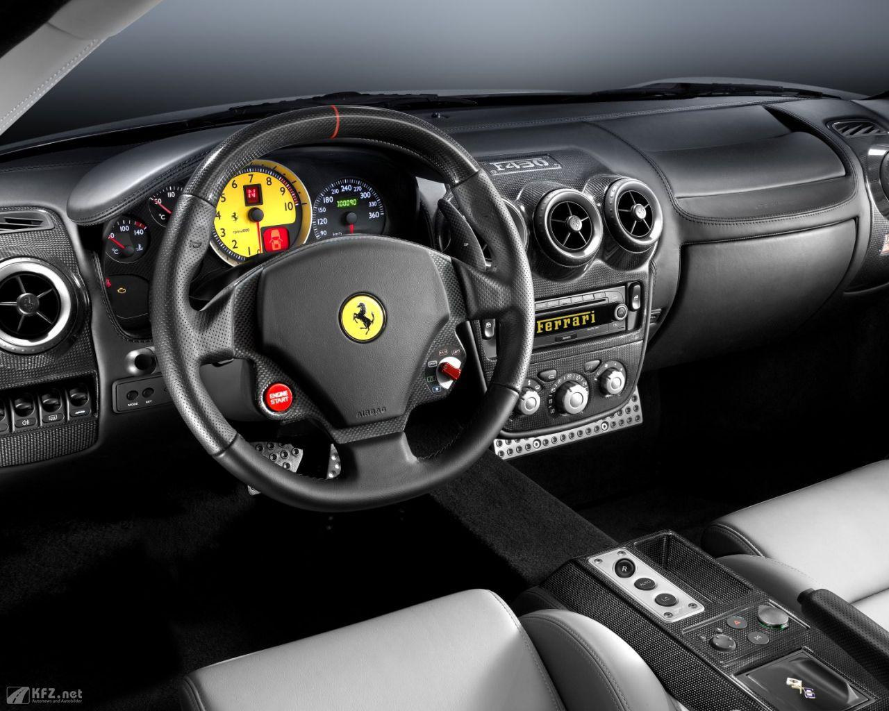 Ferrari F430 Bilder