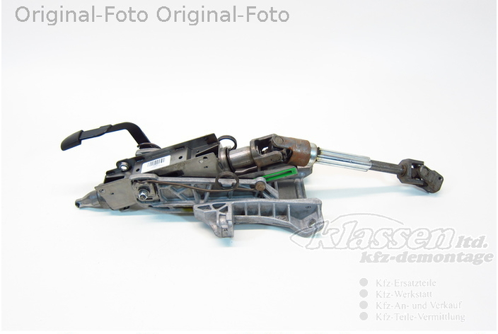 Steering Column Ford Galaxy 2 0 Tdci 05 06 6G9N 3C529 AE