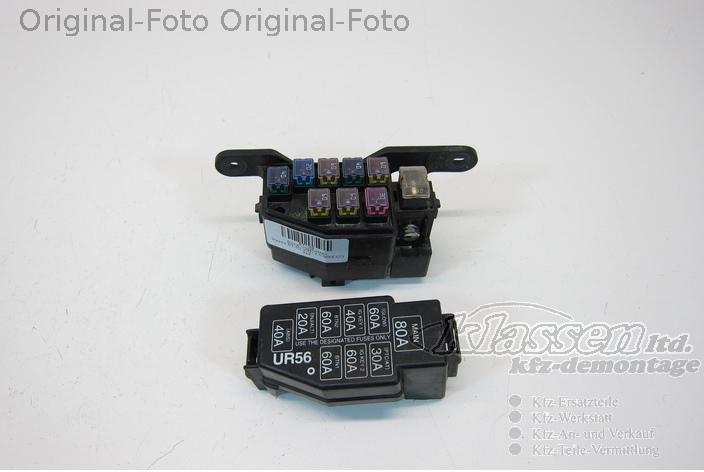 1985 c30 fuse box