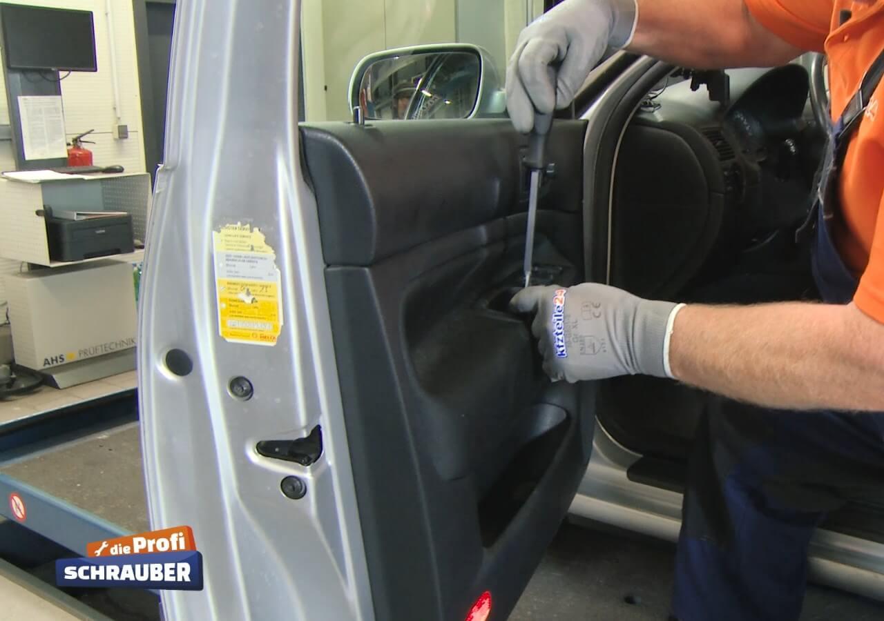 Fensterheber wechseln  Mit Videoanleitung reparieren