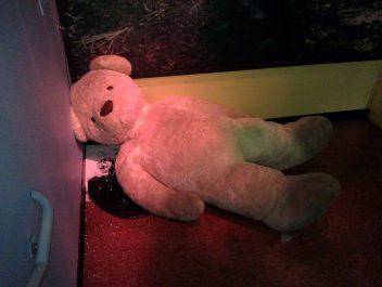 Teddy Bear Nope