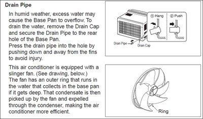 slinger ring fan description