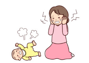 育児ノイローゼ