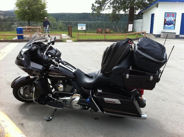 Road Glide roadtrip
