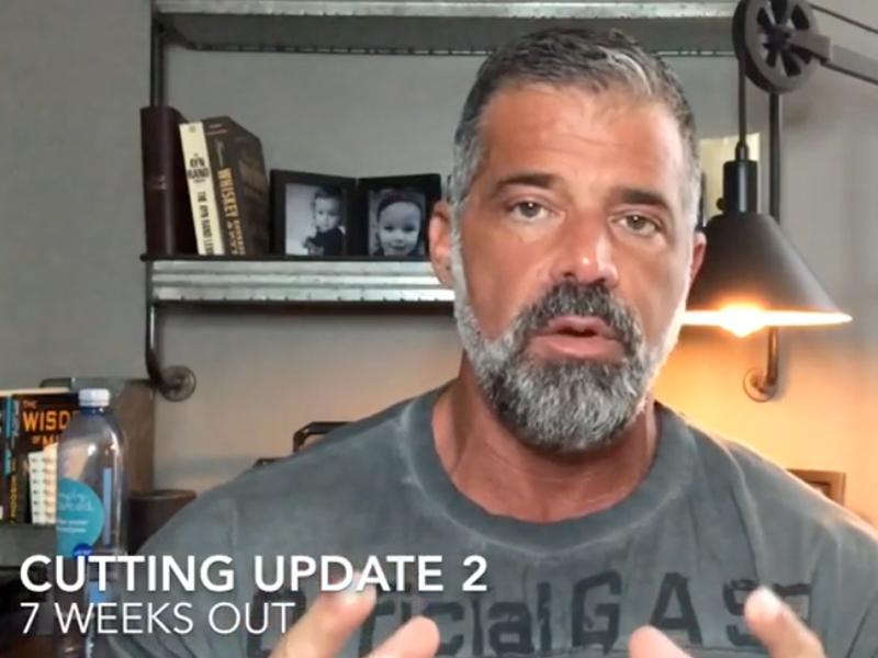 Show Prep Cutting Update…