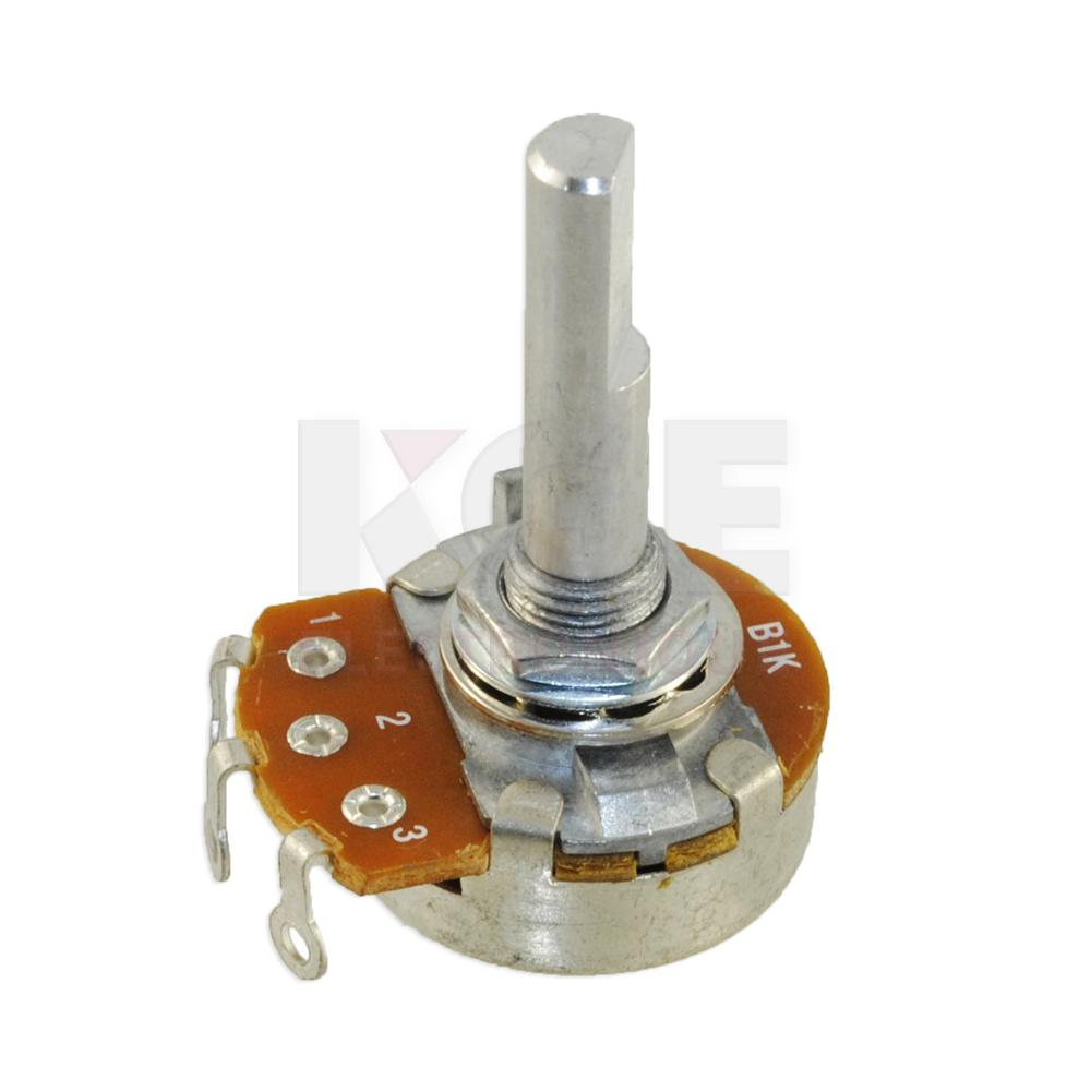 medium resolution of standard potentiometer 24 mm 1k ohm linear solder lug terminal electronics kge lectronique