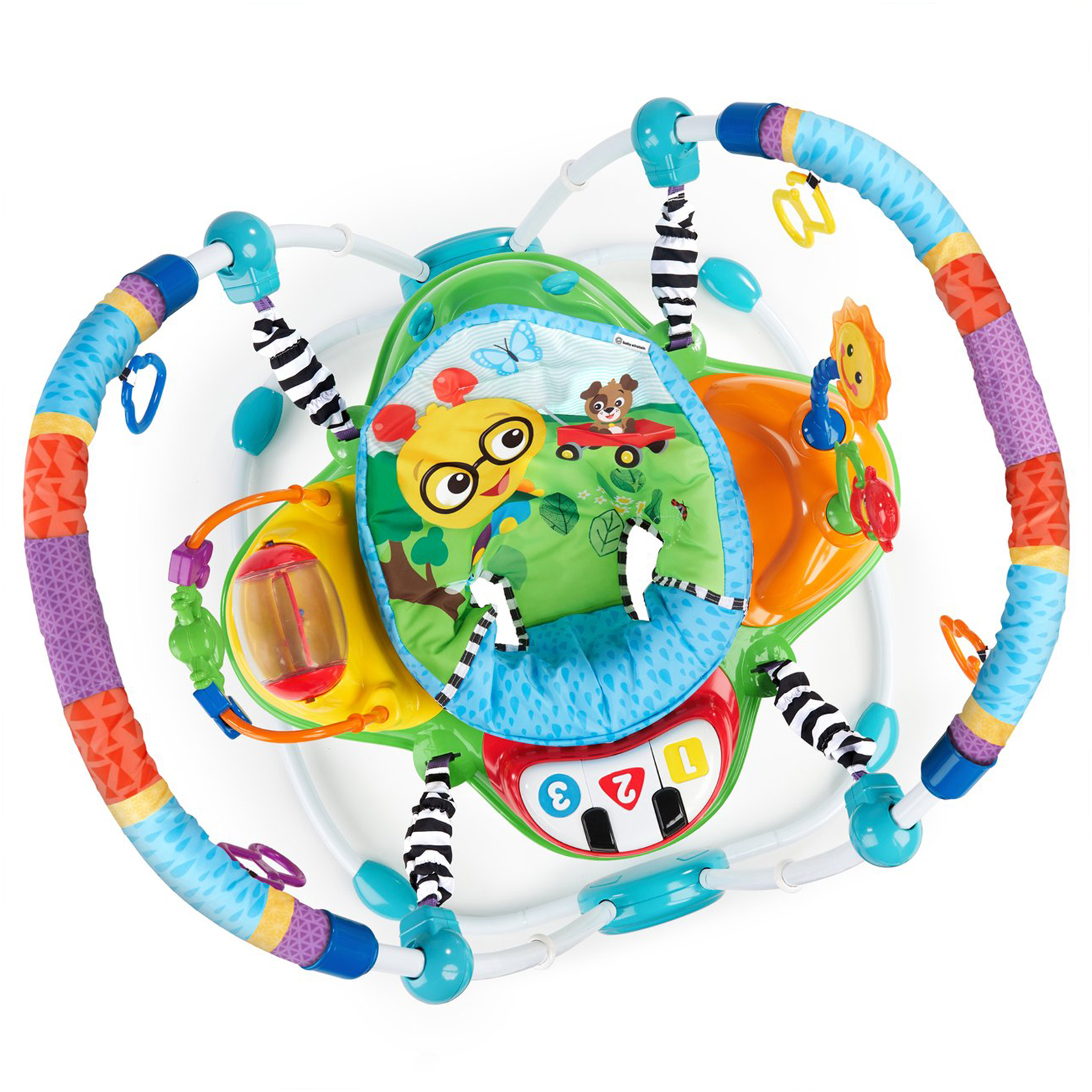 Baby Einstein Be Neighborhood Toddler Symphony Activity Jumpers Music Toys Sound