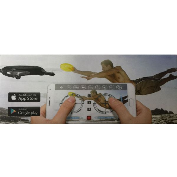 Pocket Wifi Remote Controlled Drone Camera Android Iphone - Online Kg Electronic