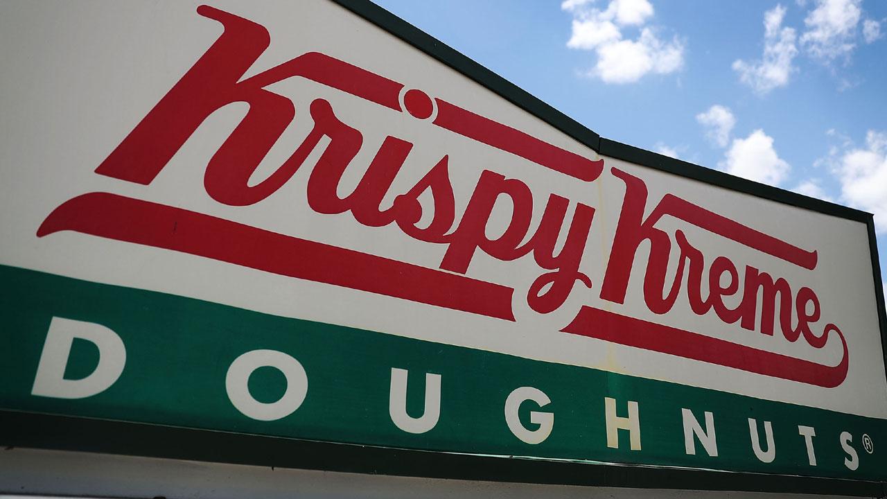 Krispy Kreme Doughnuts sign33007001-159532