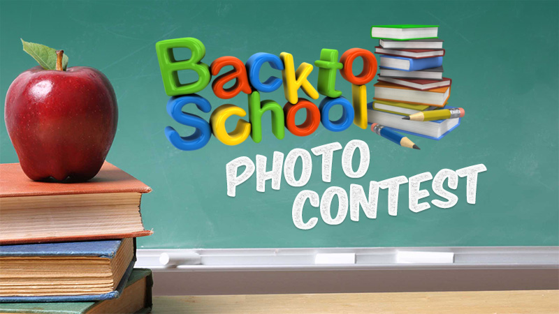 2018 Back To School Contest header