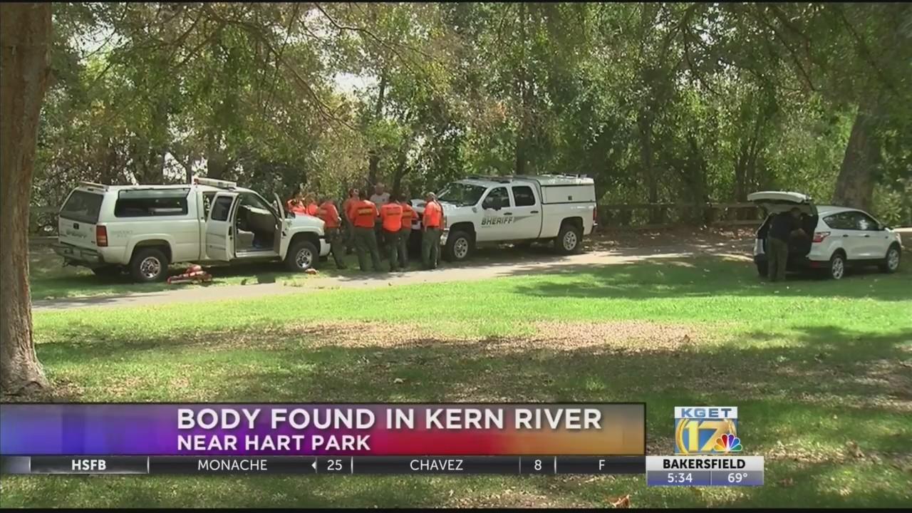 Body found in Kern River