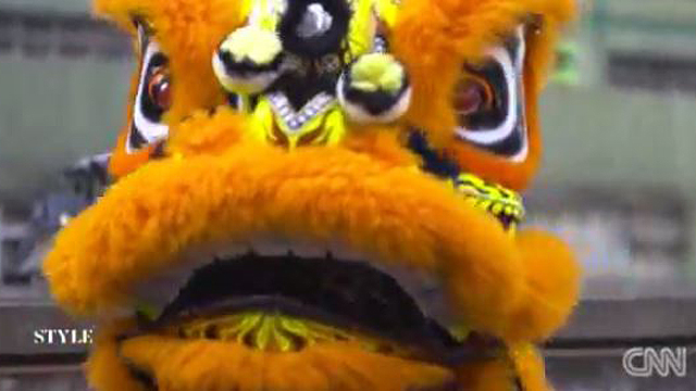 Chinese New Year Art of the Lion Dance35267607-159532
