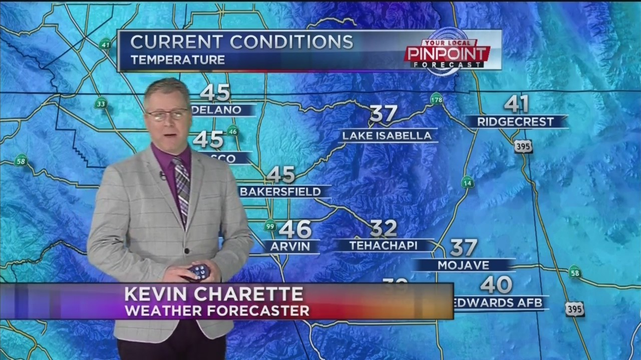 Kevin's Winter Weather Forecast