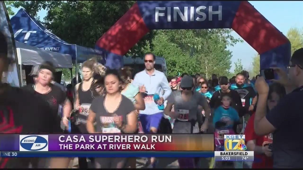 CASA Superhero Run