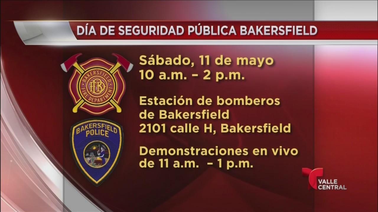 Día de seguridad pública de Bakersfield