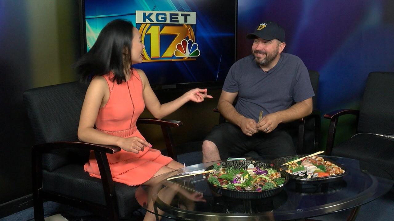 Pop Kern: The best SUSHI in Bakersfield