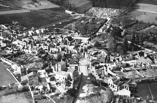 France remembers 642 victims of World War II massacre – KGET
