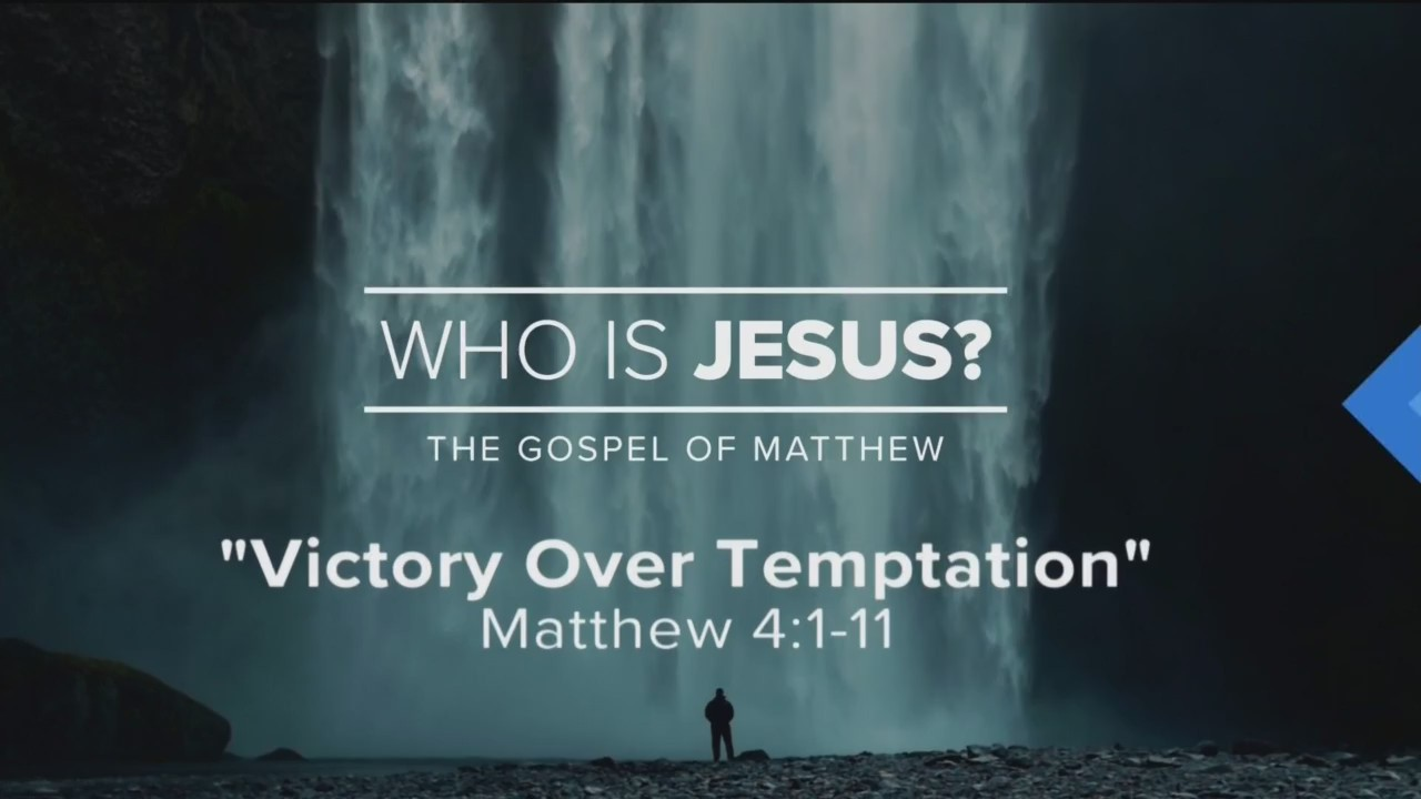 Today's Walk - Victory over Temptation