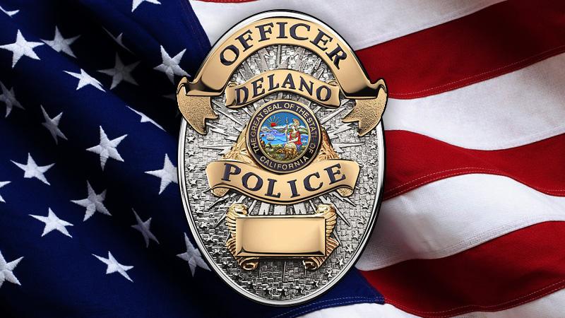 Delano Police Department logo