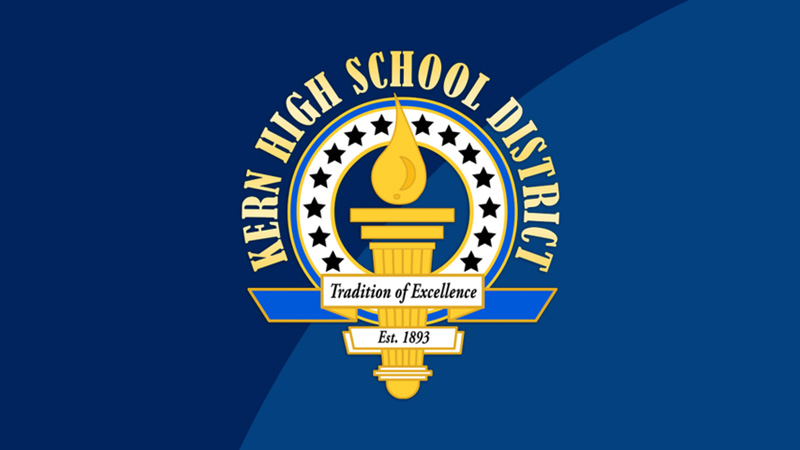 KHSD - Kern High School District logo