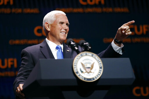 Vice President Mike Pence to visit Lemoore with wife Karen | KGET 17