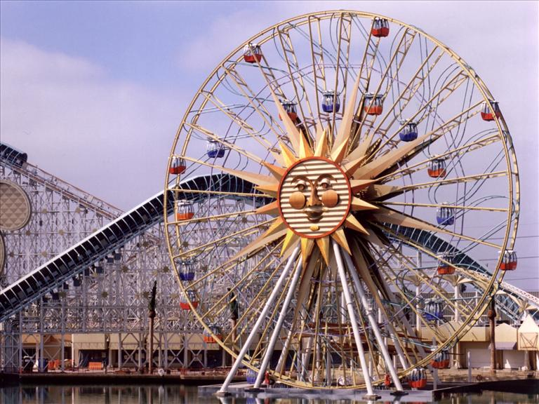 California Adventure Disneyland